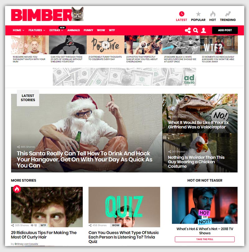 Bimber-Viral-Magazine-WordPress-Theme-buzz