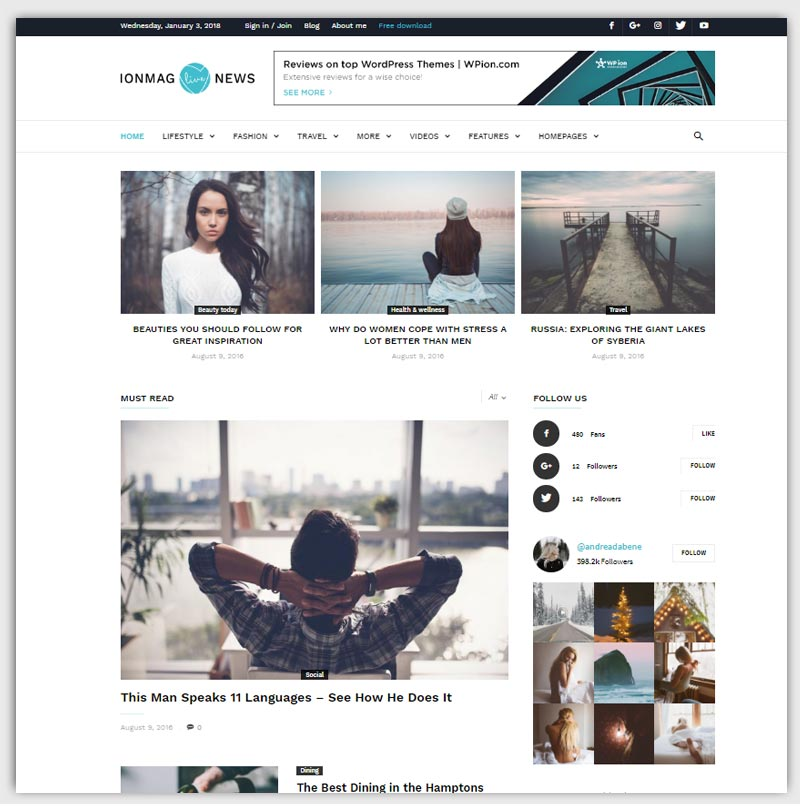 ionmag-theme