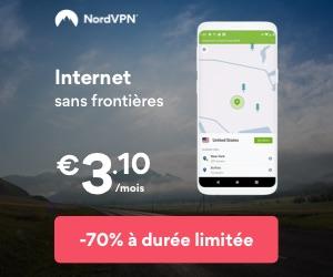 NordVPN offre