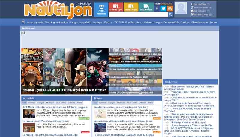 nautiljon-sites-streaming-animes-mangas-series-vf-vostfr-gratuits