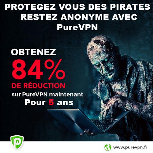 Pure VPN deal