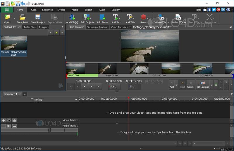 meilleurs logiciels de montages de videos-gratuits -editeur video
