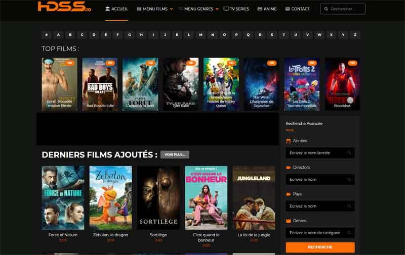 HDSS-meilleurs-sites-streaming-film-series-gratuit-vf-vostfr