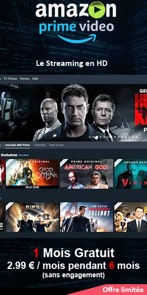 amazon-prime films series animes streaming gratuit