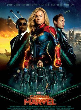 Captain Marvel 2019 streaming gratuit vf vostfr