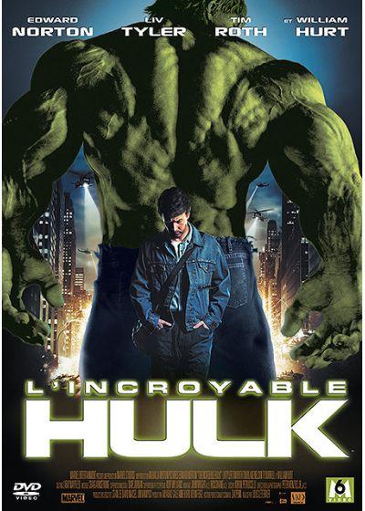 L'Incroyable Hulk 2008 streaming films marvel gratuit