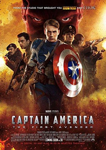 captain america 2011-streaming gratuit en HD