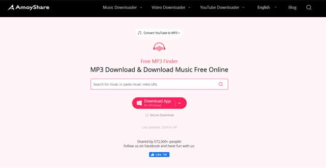 free-mp3-finder