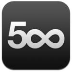 500px liste réseaux sociaux