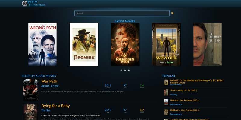 yify-meilleurs-sites-sous-titres-francais-films-series-telechargement-gratuit