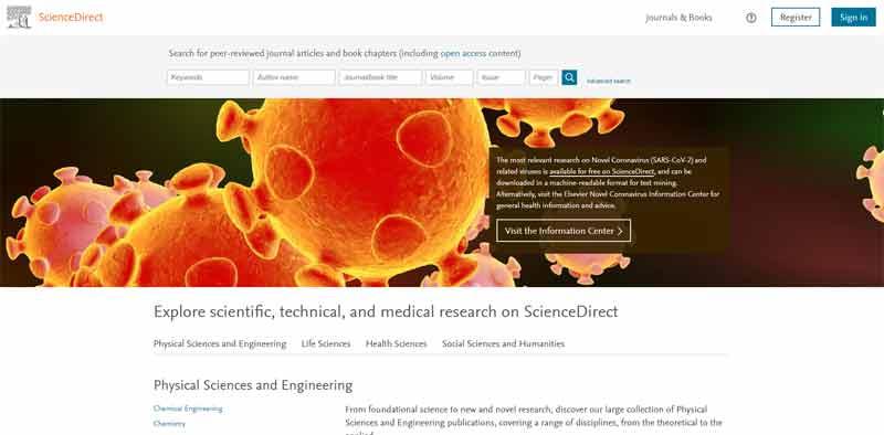 science-direct--books-meilleurs-sites-telecharger-pdf